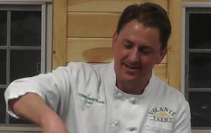 Chef Todd Heberlein