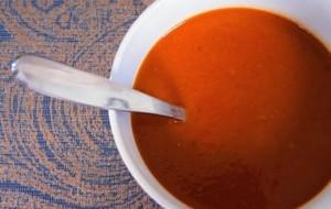 Moroccan Tomato Soup