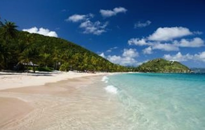 BVI - Peter Island Water