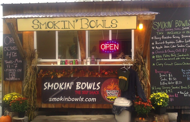 Smokin Bowls Soup