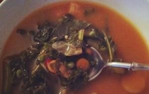 Vegetable Kale Soup