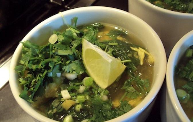 Bali Soup