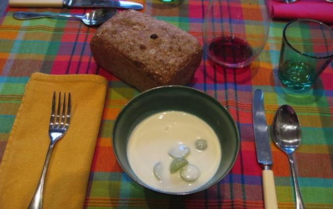 Garlic Almond