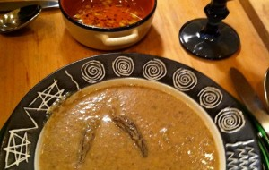 The Weird Sisters' Toadstool Soup