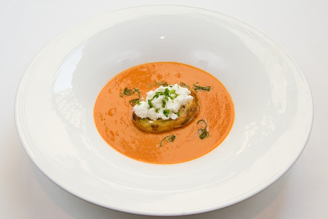Chef Steve DiFillippo's Tomato Soup