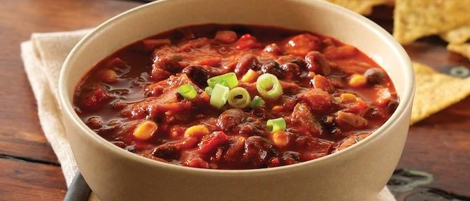 KCThree Bean Chili