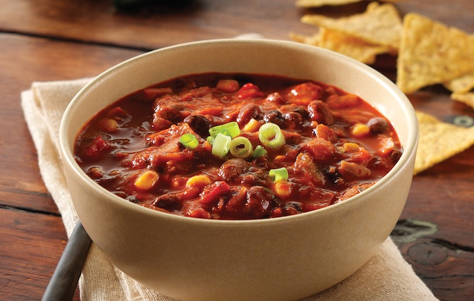 KCThree Bean Chili