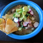 Pork Posole Soup