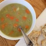 Homestyle Split Pea Soup