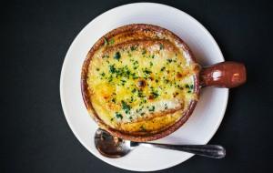 Chef Sarah McIntosh's French Onion Soup