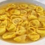 Celeste's Tortellini in Brodo