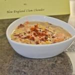 Roasted Corn And Native Shrimp Chowder