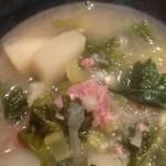 Sausage & Kale soup