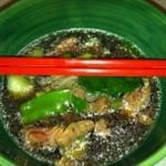 Recipe - Asian beef & noodle soup