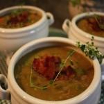 Pig & Pea Soup